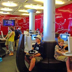 Интернет-кафе Аргаяша