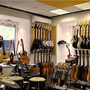 Музыкальные магазины Аргаяша