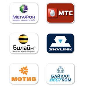 Операторы сотовой связи Аргаяша