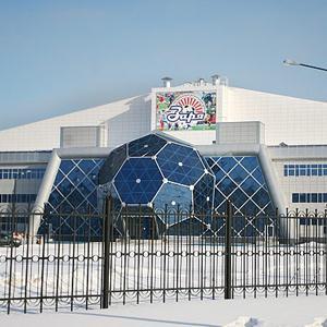 Спортивные комплексы Аргаяша